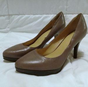 Brown Heels - Nine West